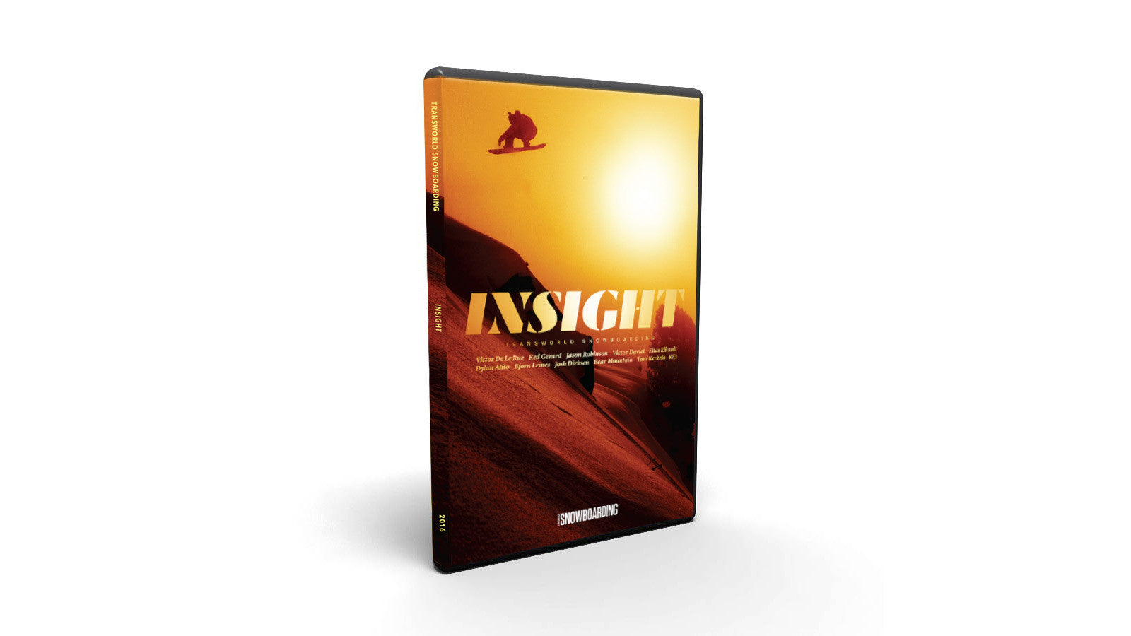 Insight Movie DVD