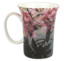 Load image into Gallery viewer, Bateman Golden Crowned Kinglet and Rhodo Crest Mug - McIntosh Shop - 3