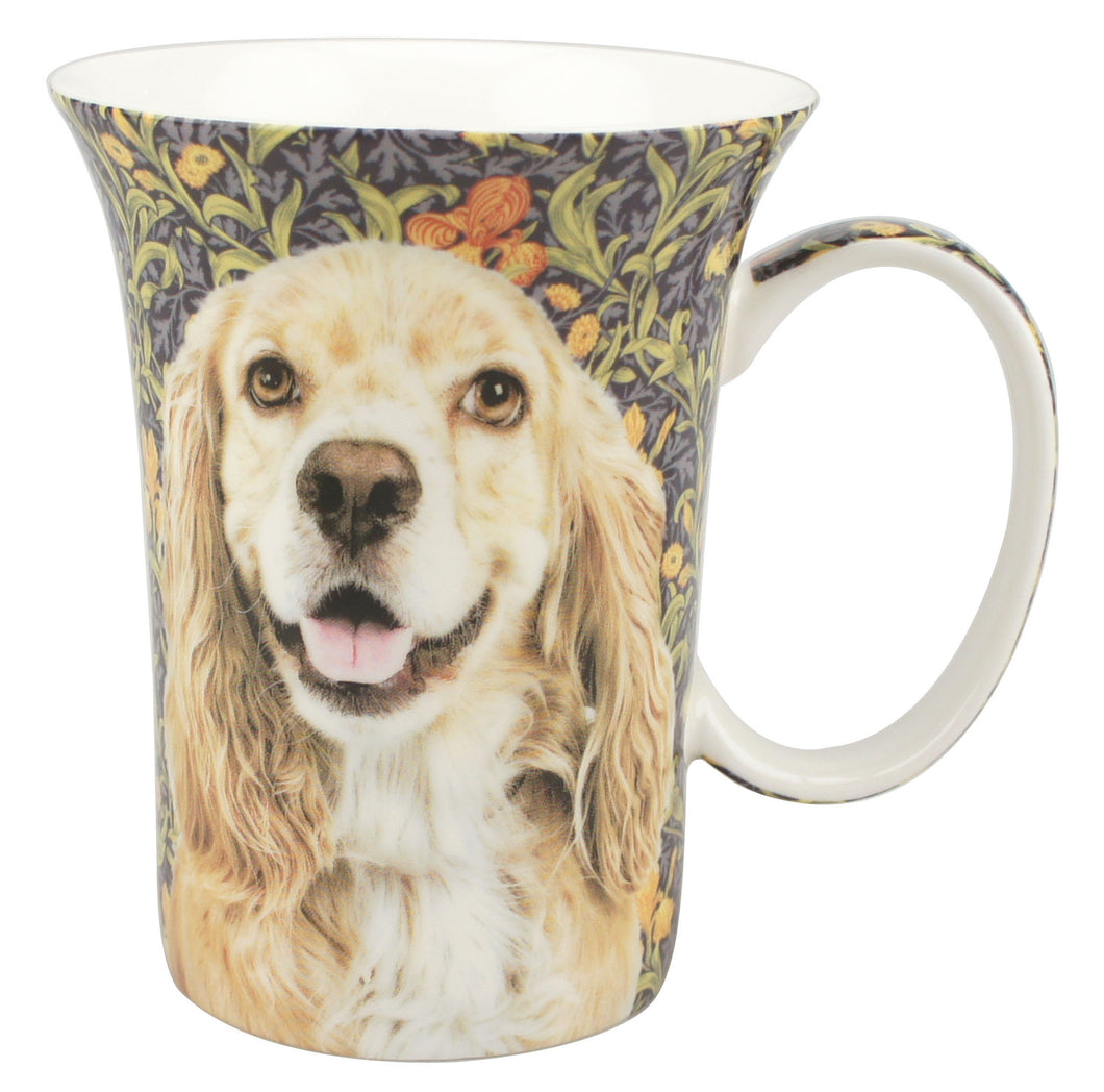 Cocker Spaniel Crest Mug - McIntosh Shop - 1