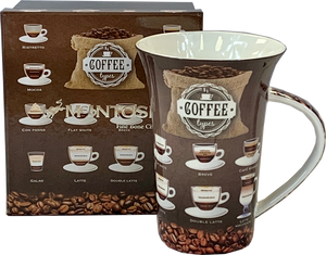 Coffee Types i-Mug