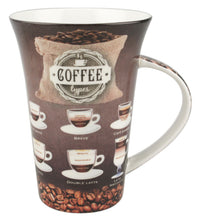 Load image into Gallery viewer, Coffee Types i-Mug - McIntosh Shop - 1
