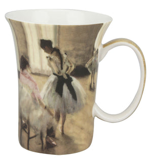 Impressionists set of 4 Mugs - McIntosh Shop - 4