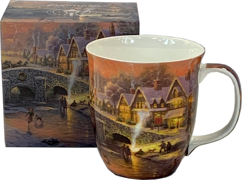 Kinkade Spirit of Christmas Java Mug