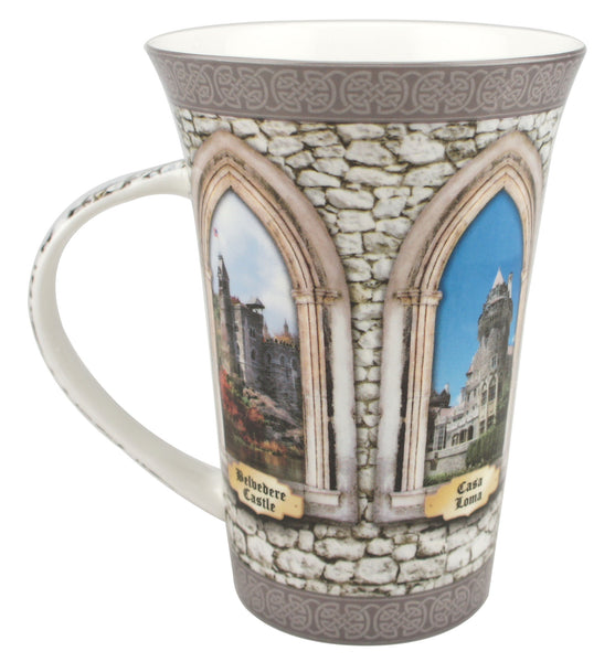 North American Castles i-Mug - McIntosh Shop - 2