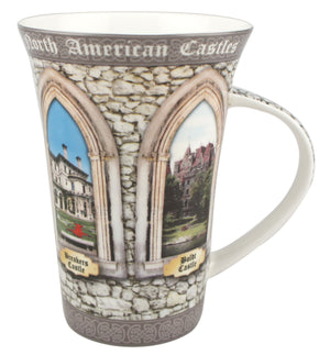 North American Castles i-Mug - McIntosh Shop - 1