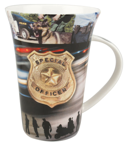 Police Officer i-Mug - McIntosh Shop - 1