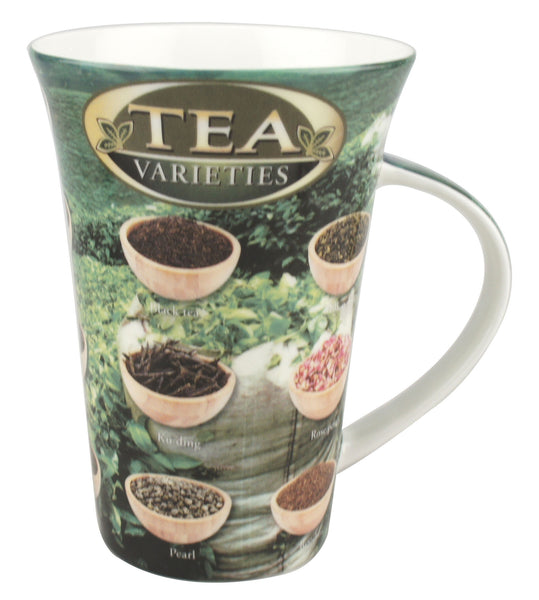 Tea Varieties i-Mug - McIntosh Shop - 1