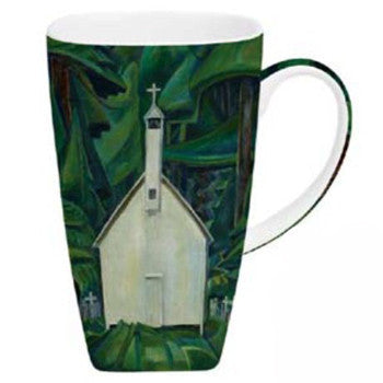 Carr Indian Church Grande Mug - McIntosh Shop - 2