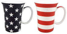 Load image into Gallery viewer, Stars & Stripes Mug Pair - McIntosh Shop - 1