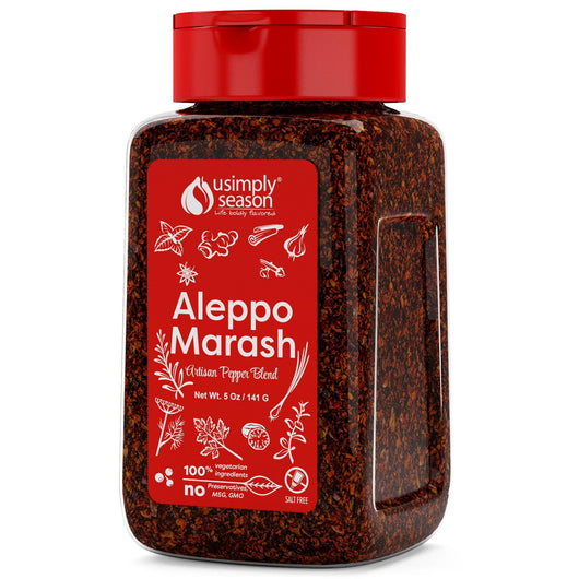 Aleppo Marash Red Pepper Flakes - USimplySeason