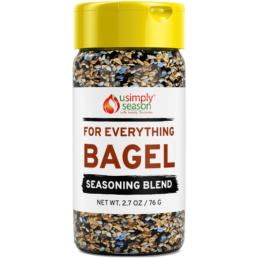 For Everything Bagel Seasoning Blend - USimplySeason