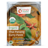 Organic Thai Penang Curry Pastes - USimplySeason