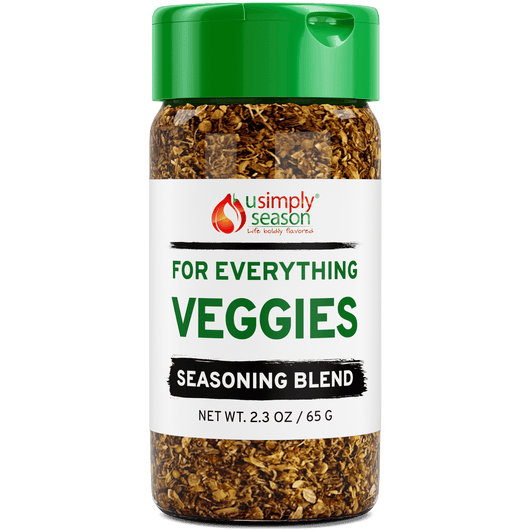 For Everything Veggies Seasoning Blend - USimplySeason