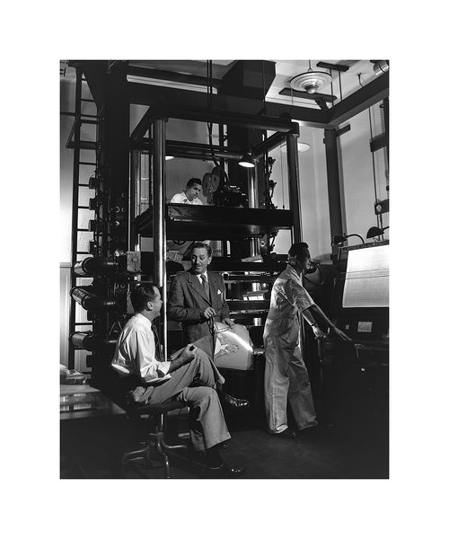 Walt & the Multiplane<br/>Camera