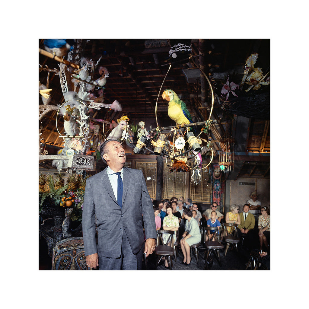 Walt Disney in Walt Disney's Enchanted Tiki Room