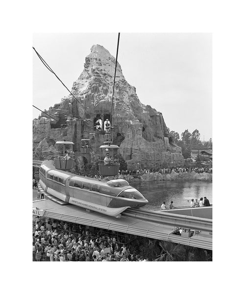 Disneyland® Matterhorn, Skyway, Monorail & Submarines