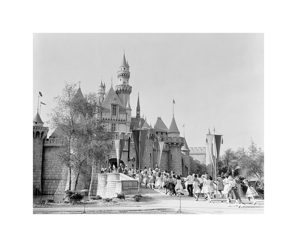 Disneyland® Sleeping Beauty Castle