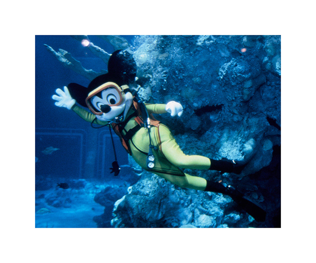 Mickey Mouse and The Living Seas