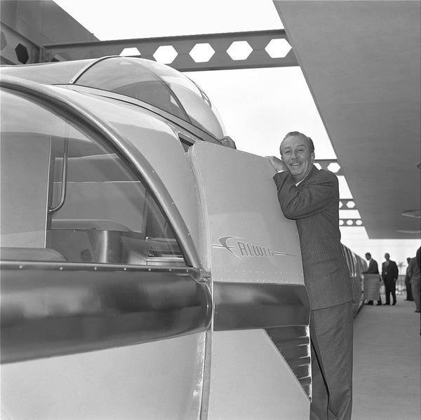 Walt & the Monorail