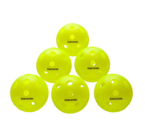 Photon Indoor Pickleball: Pack of 6