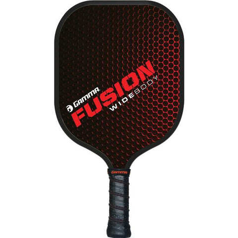 Fusion Widebody Pickleball Paddle: Great composite paddle for all skill levels!