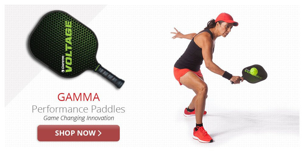 GAMMA Performance Paddles - Game Changing Innovation