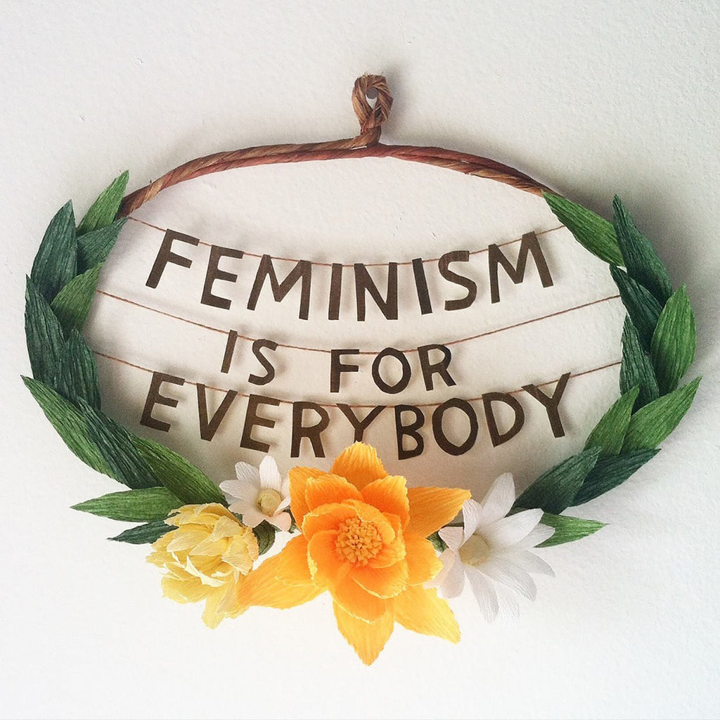 Wednesday March 22, 6:30 - 9:30 PM - Feminism 101 Discussion Group