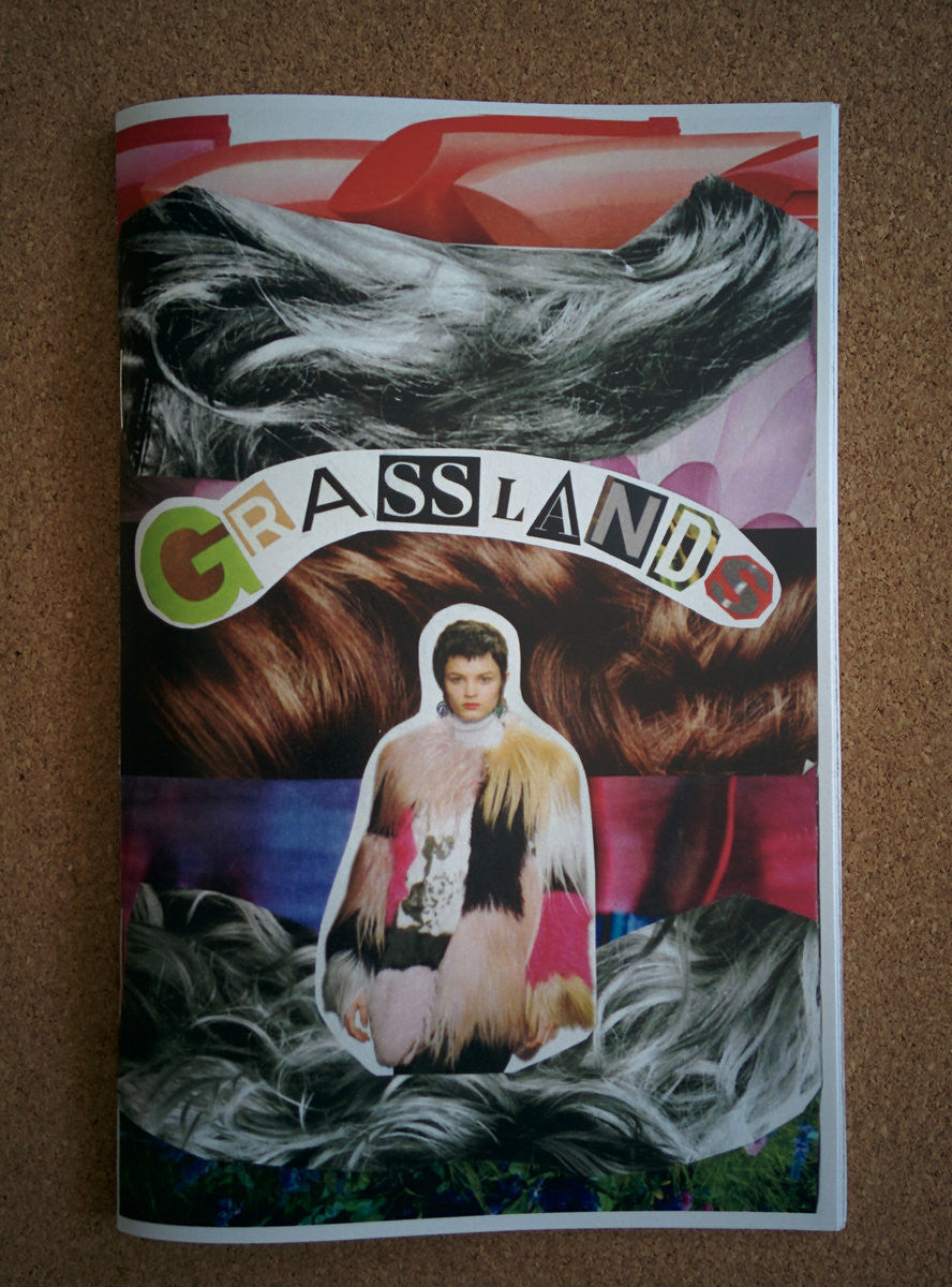 Grasslands Zine Vol. 1