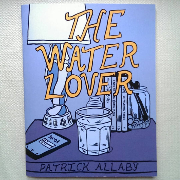 The Water Lover by Patrick Allaby