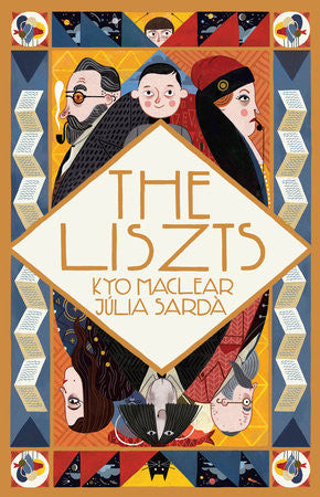 The Liszts by Kyo Maclear