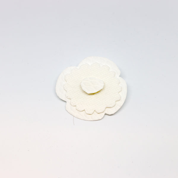 Odour-Absorbing Flower Brooch