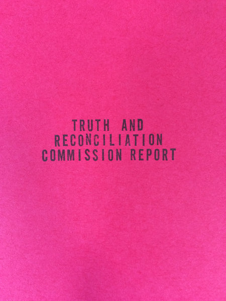 Truth and Reconciliation Commission Report Summary