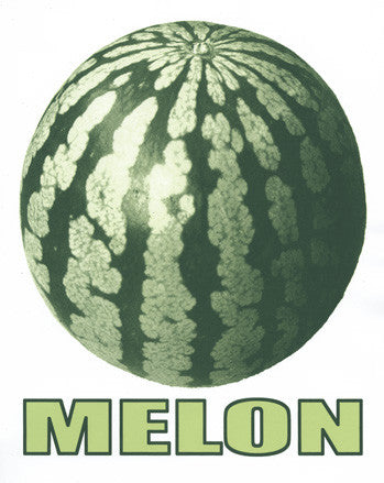 Melon Print by Jamie Q