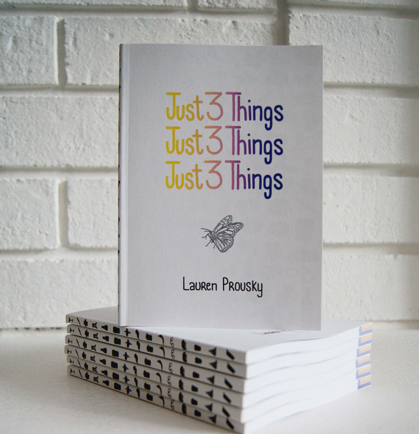 Just 3 Things by Lauren Prousky