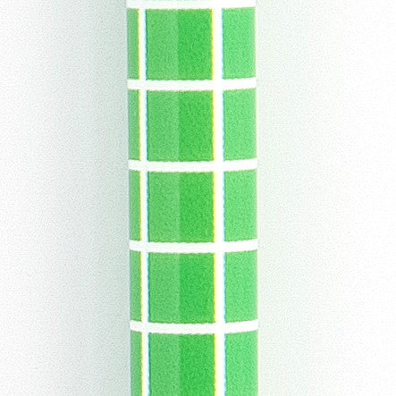 Live work pen green checkered
