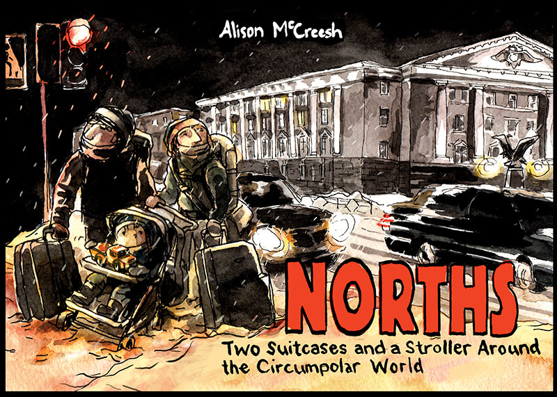 Norths by Alison McCreesh