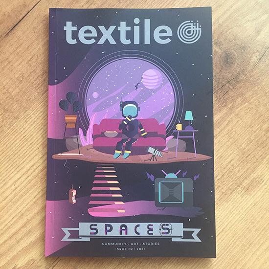 Textile Magazine Issue 2: Space(s)