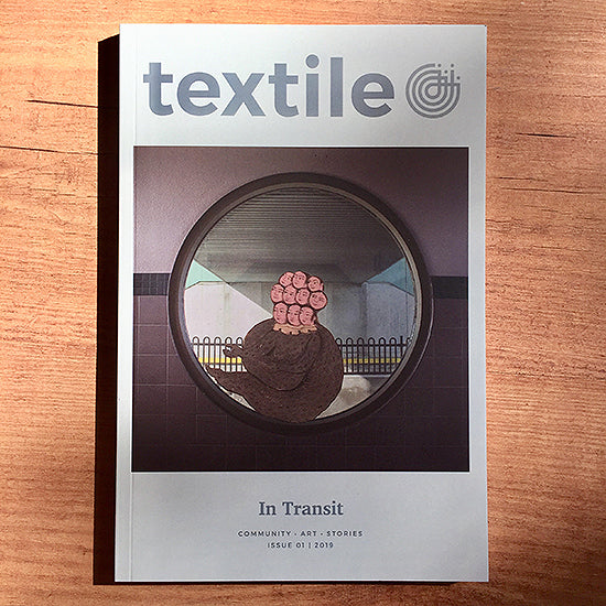 Textile Magazine: Issue 1 (Transit)