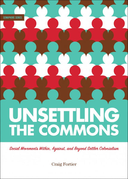 Unsettling the Commons by Craig Foster Cover