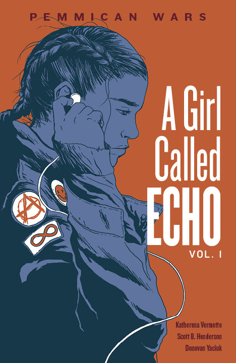 Pemmican Wars Volume 1: A Girl Called Echo by Katherena Vermette, illustrated by Scott B. Henderson, colour by Donovan Yaciuk