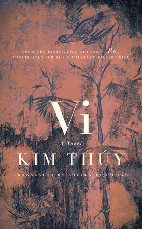 Vi by Kim Thúy, translated by Sheila Fischman