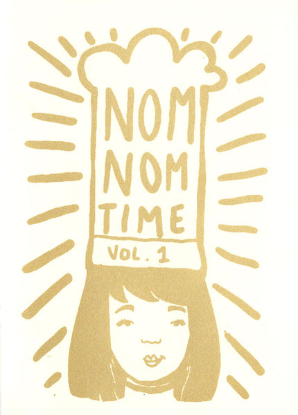 Nom Nom Time Vol. 1 by Jackie Lee