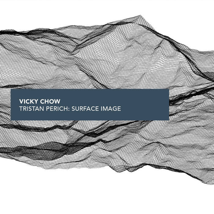 Surface Image by Vicky Chow and Tristan Perich
