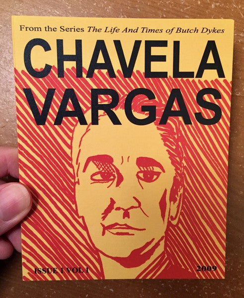 Chavela Vargas (The Life and Times of Butch Dykes)