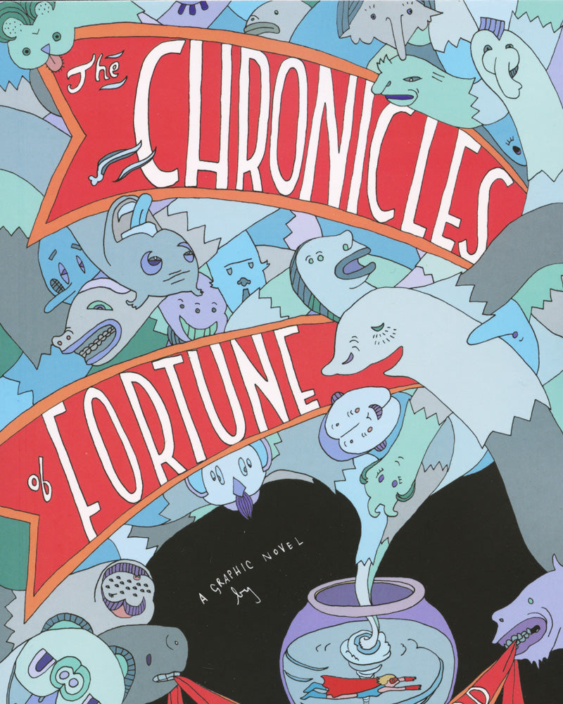 The Chronicles of Fortune: A Graphic Novel by Coco Picard