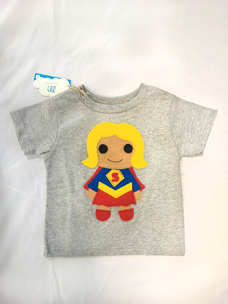 mi cielo Supergirl shirt