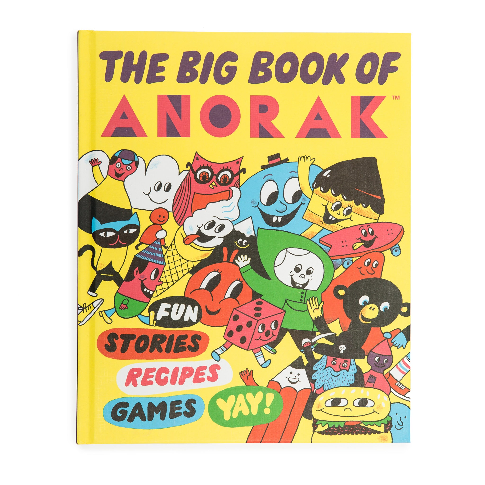 The Big Book of Anorak