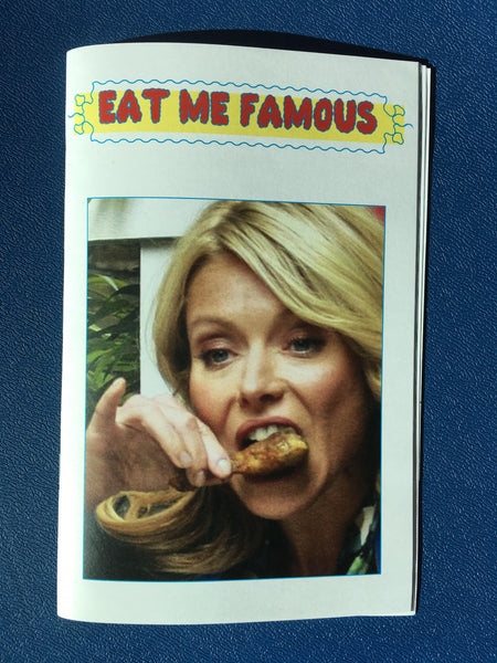 Eat Me Famous by Ellie Anglin