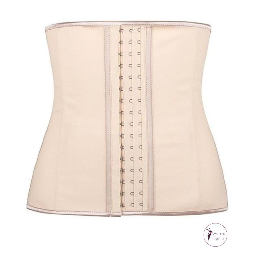 Traditional Short Torso Waist Trainer 9″- Solid Colors - Waisted Together