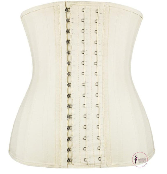 Deluxe 25 Steel Boned Waist Trainer - Waisted Together